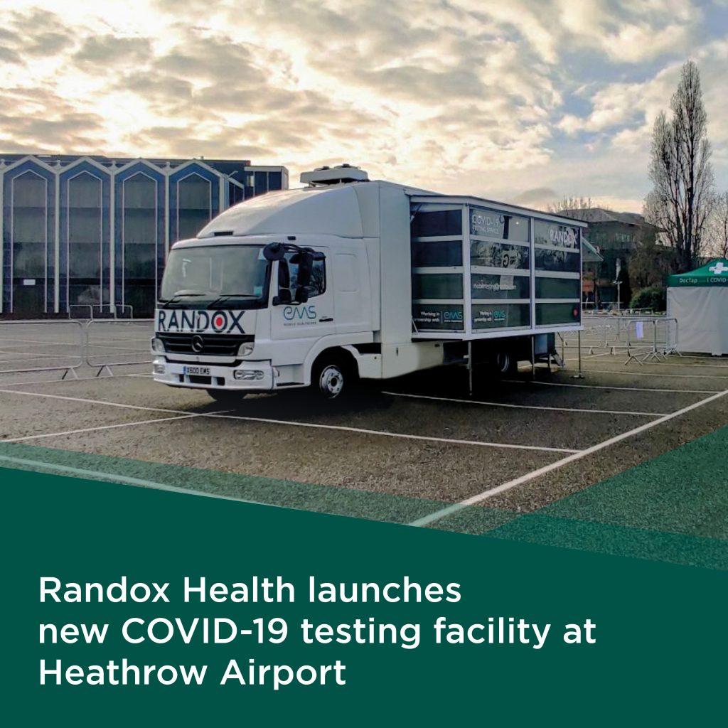 Heathrow Testing Centre